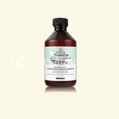 Detoxifying shampoo scrub Davines 250ml