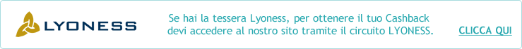 Negozio convenzionato Lyoness