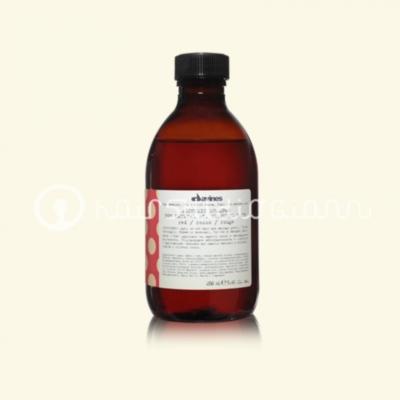Shampoo ROSSO Davines 250ml