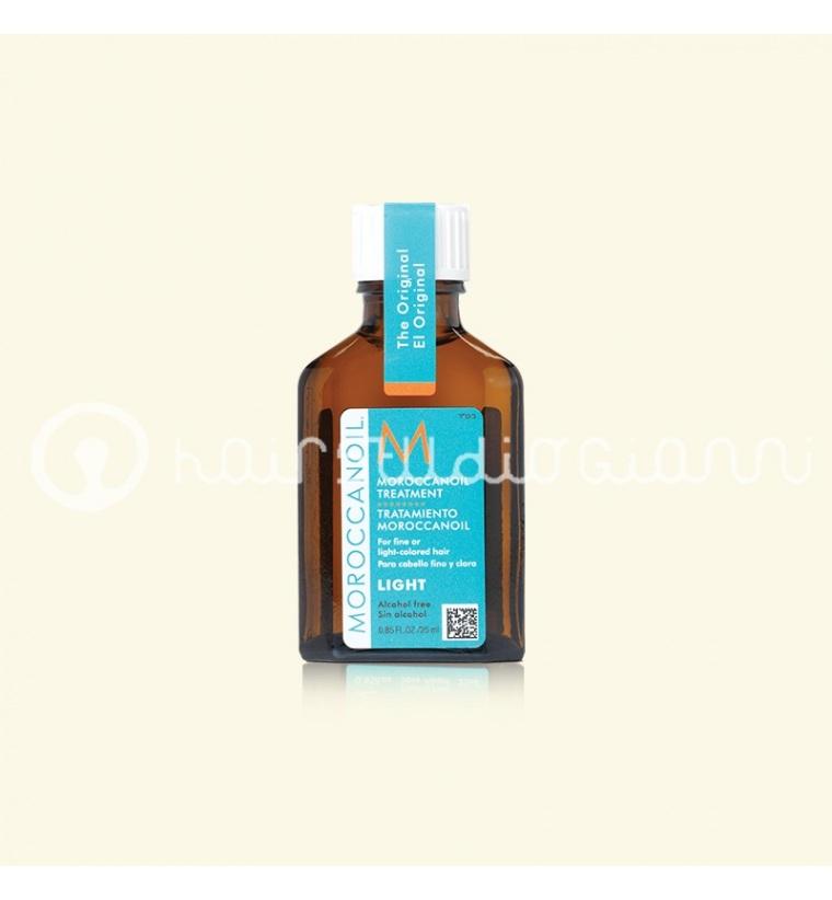 Olio trattante Light per capelli e corpo Moroccanoil 100ml