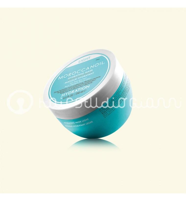 Maschera idratante effetto leggerezza Moroccanoil 250ml