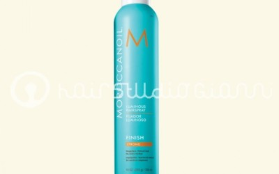 Lacca luminosa STRONG Moroccanoil 330ml