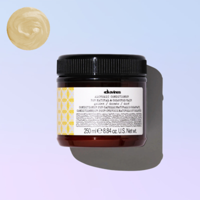 Golden conditioner alchemic davines