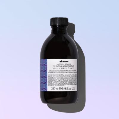 Silver shampoo alchemic davines