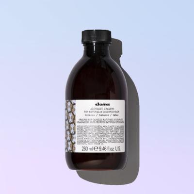 Tobaco shampoo alchemic davines
