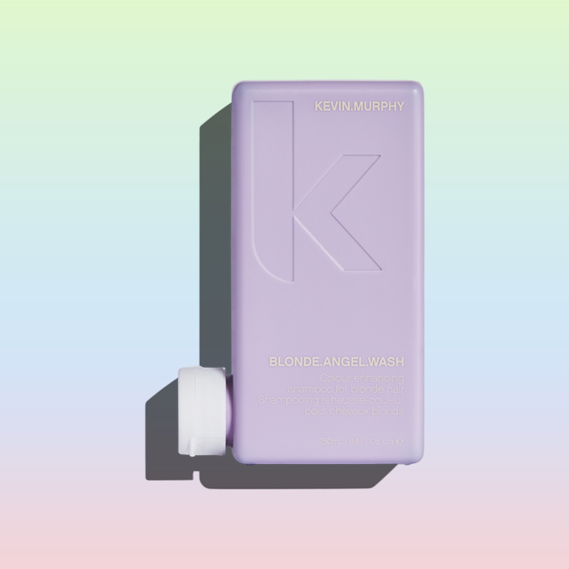 blonde angel wash Kevin Murphy