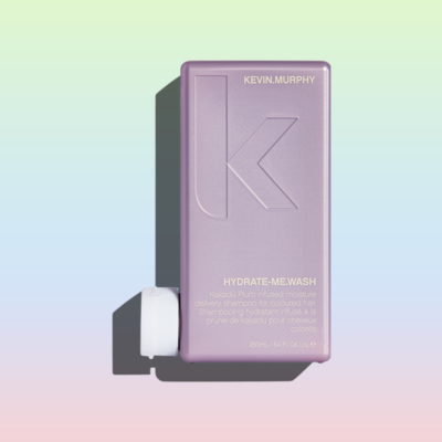 hydrate me wash Kevin Murphy
