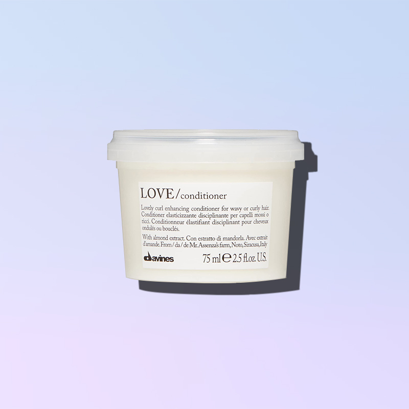 Davines love curl conditioner 75ml