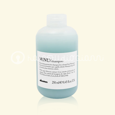 Minu Shampoo protettivo e illuminante Davines 250ml