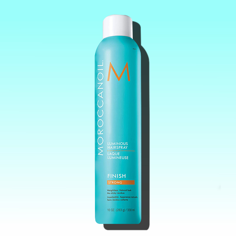 moroccanoil lacca strong