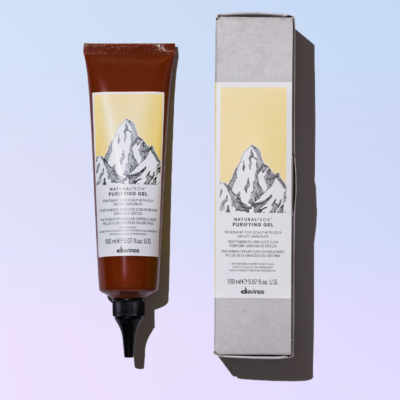 purifying gel davines