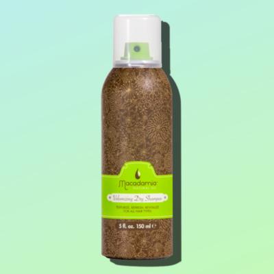 shampoo secco macadamia