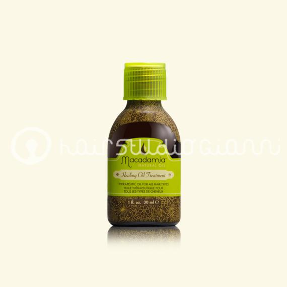 olio capelli Macadamia