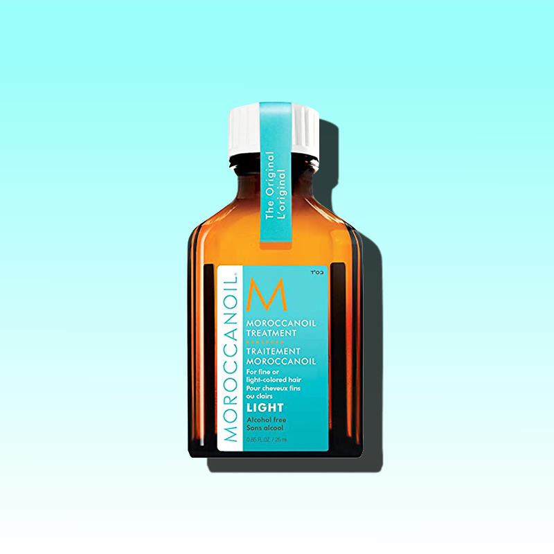 oil treatment LIGHT 25 moroccanoil