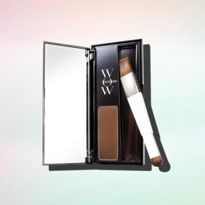 medium brown color wow
