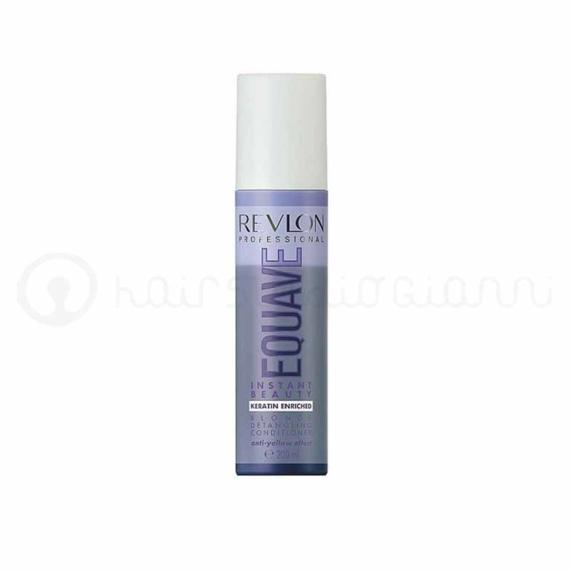 Balsamo senza risciacquo capelli chiari Revlon 200ml