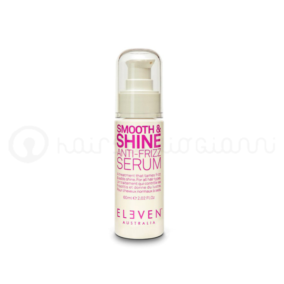 smooth shine antifrizz serum