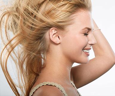 Prodotti per capelli biondi o con meches