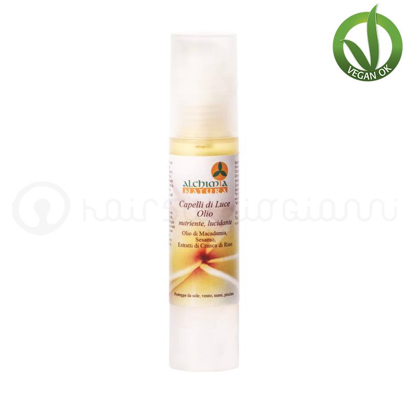 olio nutriente lucidante