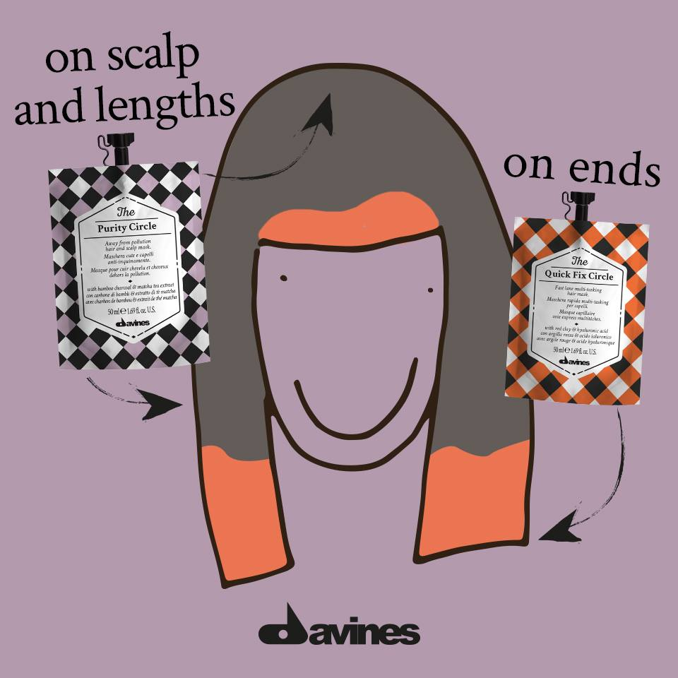 multimasking davines