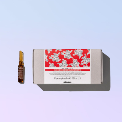 energizing seasonal superactive fiale davines