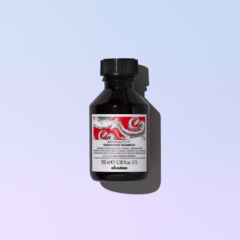 energizing shampoo 100ml davines