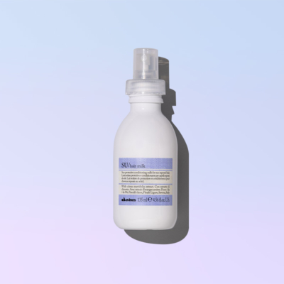 su hair milk davines