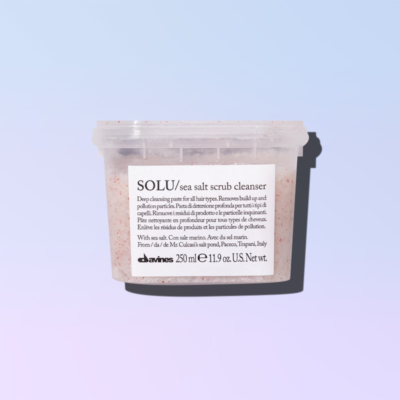 davines solu scrub 250ml