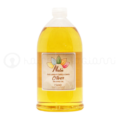 shampoo all'olio di oliva