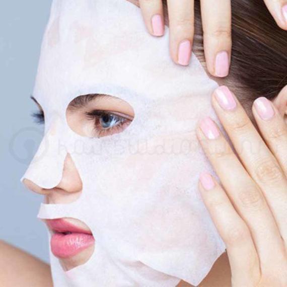maschera tessuto per viso