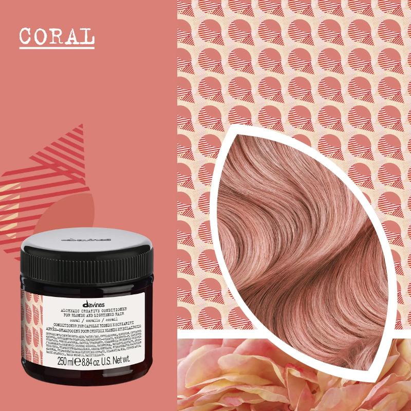 Coral conditioner davines