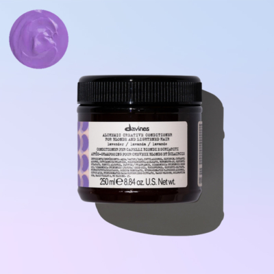 Lavender conditioner alchemic davines