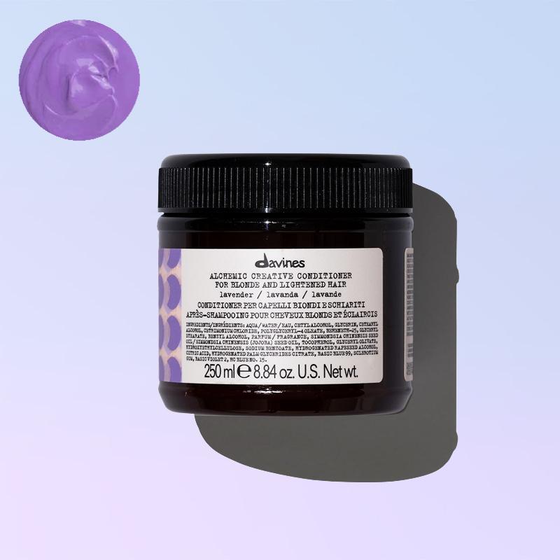 Lavender conditioner alchemic davines