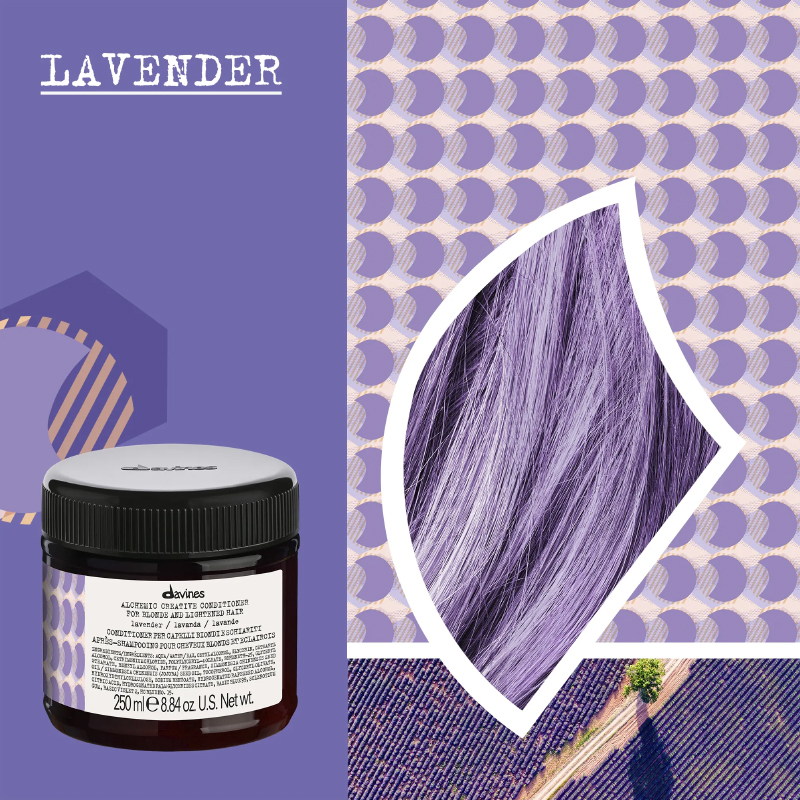 Lavender conditioner davines