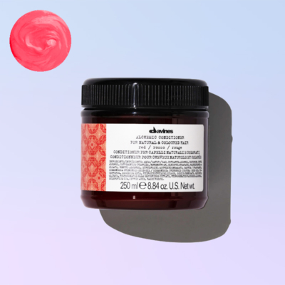 Red conditioner alchemic davines