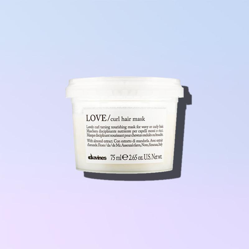 davines love curl mask 75ml