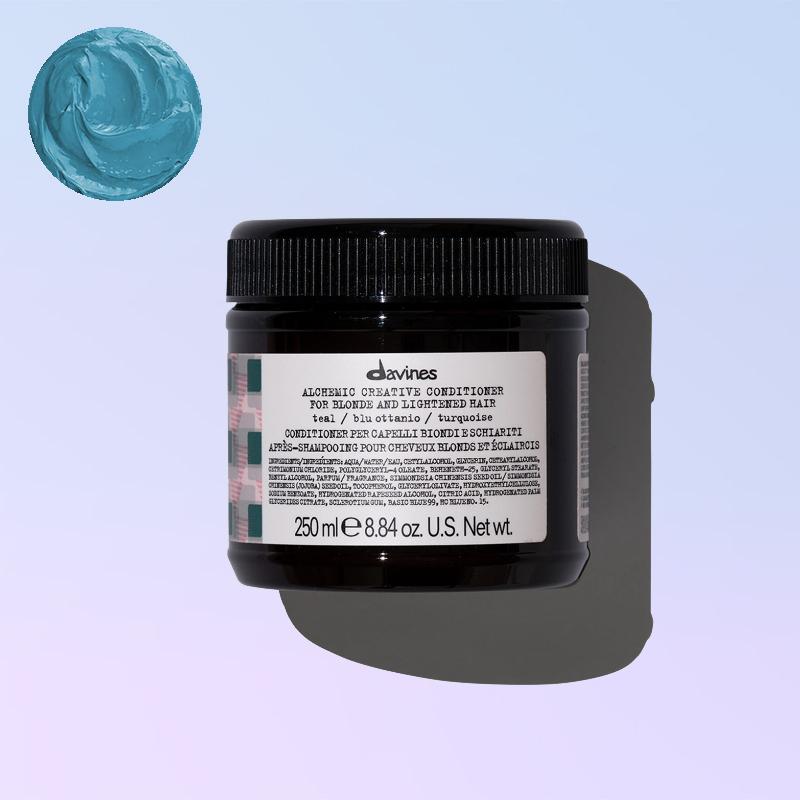 teal conditioner alchemic davines