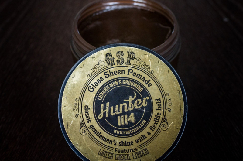 GLASS SHEEN POMADE 2