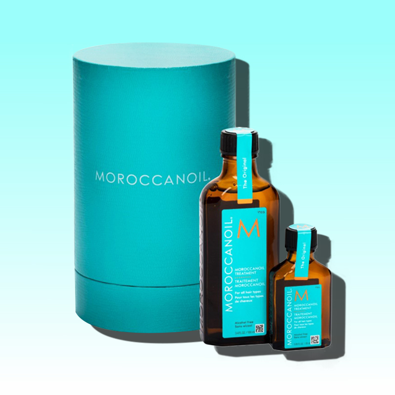 limited edition moroccanoil CYLINDER