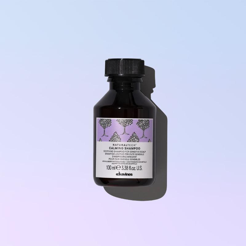 calming shampoo 100ml davines
