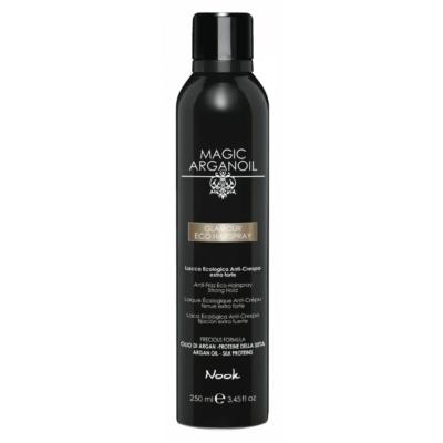 glamour eco hairspray nook