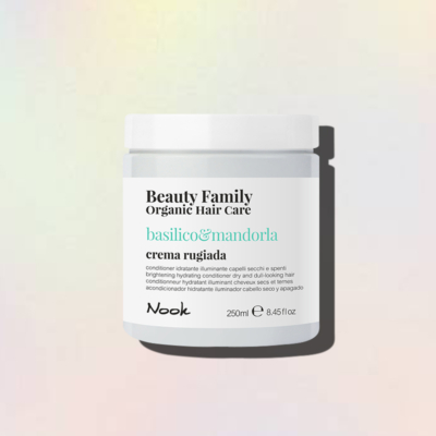 basilico e mandorla crema rugiada nook beauty family