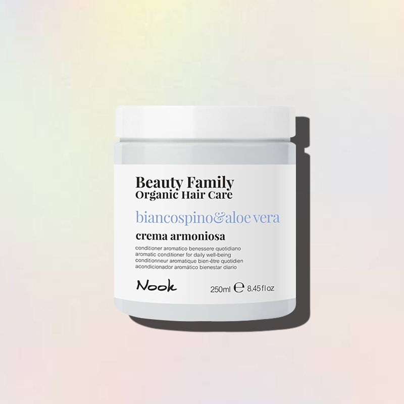 biancospino e aloe vera crema armoniosa nook beauty family