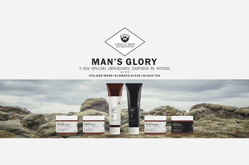 man's glory dear beard