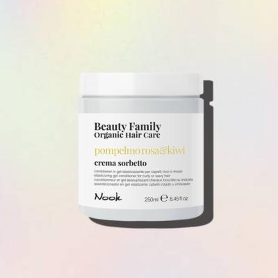 pompelmo rosa e kiwi crema sorbetto nook beauty family