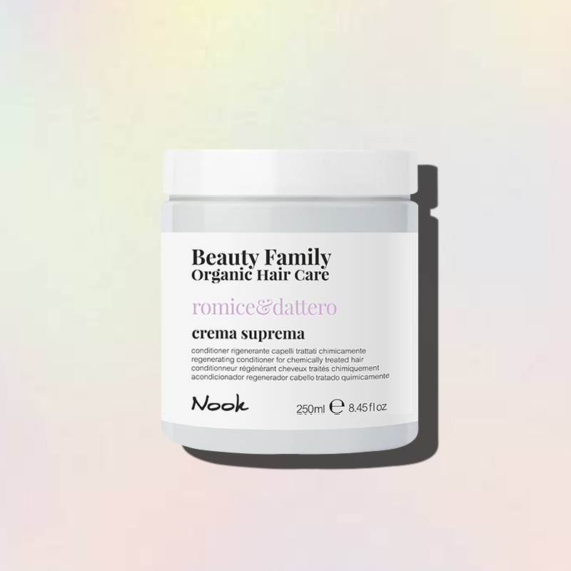 romice e dattero crema suprema nook beauty family