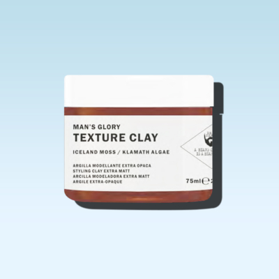 texture clay dear beard